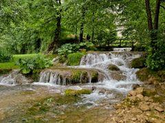 Rastoke, Korana folyo / Rastoke, Korana river by <b>Elemer</b> ( a Panoramio image )