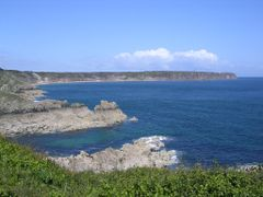 Cap Frehel From Fort La Latte by <b>John-mike</b> ( a Panoramio image )
