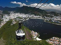 ** Bondinho do Pao de Acucar **                                  by <b>Sergio Delmonico</b> ( a Panoramio image )