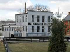 >> Ancient Ford Motor Company by <b>TiK-Pix</b> ( a Panoramio image )