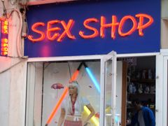 Sex Shop Erotica by <b>moodyblues</b> ( a Panoramio image )