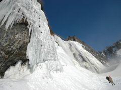 "Chutes l""hiver by <b>manuamador</b> ( a Panoramio image )"