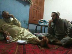 Haji Abdul Rehman and his son Asad Rehman by <b>Muhib Ulhaq</b> ( a Panoramio image )