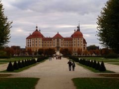 Moritzburg vom Wald gesehen 2 by <b>world of pictures by KlausH</b> ( a Panoramio image )