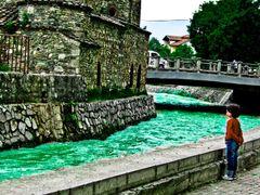 River Pena  by <b>Darko.Onosimoski</b> ( a Panoramio image )
