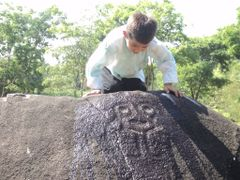 Piedra Olmeca en Comaltitlan by <b>juanjacobo</b> ( a Panoramio image )