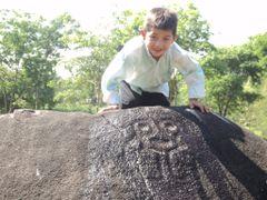 Piedra Olmeca, rastros de la Transicion  a Maya by <b>juanjacobo</b> ( a Panoramio image )