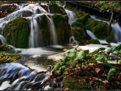 © Plitvice - a termeszet csodai • Wonders of nature by <b>Dezso Biczo ©</b> ( a Panoramio image )