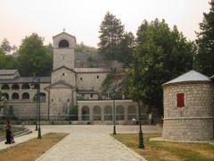 Cetinjski manastir /Cetinje Monastery/ by <b>brancesca</b> ( a Panoramio image )