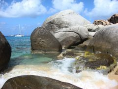 The Baths1 - Virgin Gorda, BVI by <b>DeEtte Fisher</b> ( a Panoramio image )