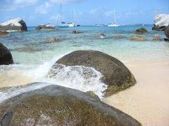 The Baths2 - Virgin Gorda, BVI by <b>DeEtte Fisher</b> ( a Panoramio image )