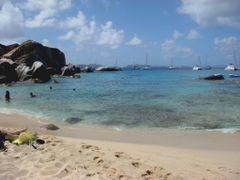 The Baths3 - Virgin Gorda, BVI by <b>DeEtte Fisher</b> ( a Panoramio image )