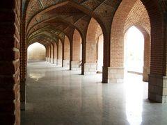 Tabriz, Kaboud mosque by <b>Parisa Afshari</b> ( a Panoramio image )