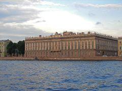Мраморный дворец by <b>gggzao</b> ( a Panoramio image )