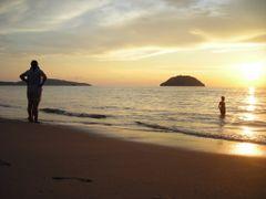 Tranquilo y relajante atardecer by <b>51Pin</b> ( a Panoramio image )