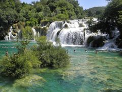 Krka vizeses by <b>zanot10 - NO VIEWS</b> ( a Panoramio image )