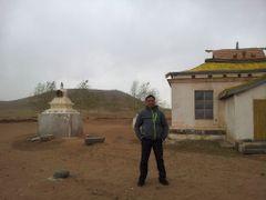 Temple of Dariganga by <b>Gansukh Purevdorj</b> ( a Panoramio image )