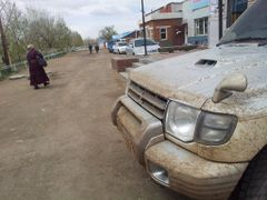 Undurkhaan town, Khentii province by <b>Gansukh Purevdorj</b> ( a Panoramio image )