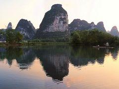 Karst Countryside in Guangxi, China by <b>Danny Xu</b> ( a Panoramio image )