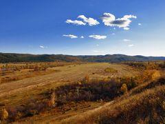 Золотые просторы by <b>Tromenshleger</b> ( a Panoramio image )