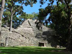 Sitio arqueologico en Copan by <b>AnaMariaOss</b> ( a Panoramio image )