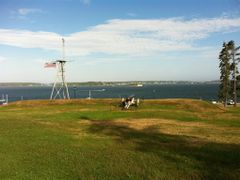 Fort Gorges and Canon by <b>Mihai.</b> ( a Panoramio image )