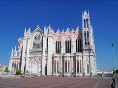 Templo Expiatorio del Sagrado Corazon de Jesus by Mel Figueroa by <b>Mel Figueroa</b> ( a Panoramio image )