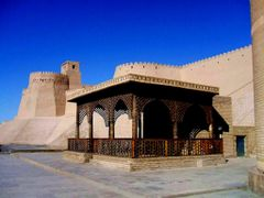 Khiva-Outside the Incha Qala - August 2007 by <b>Daniela Brocca</b> ( a Panoramio image )