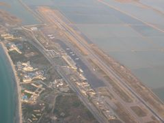 Aerial View of Airport - Monastir, Tunisia by <b>bobpercy</b> ( a Panoramio image )