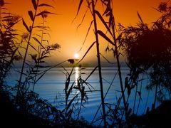 Atardecer.Panoramio,Gracias por la mencion de honor a esta fotog by <b>Josedu</b> ( a Panoramio image )
