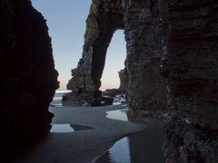 Playa de las Catedrales.Ribadeo.(Lugo.Galicia) by <b>cardosa</b> ( a Panoramio image )