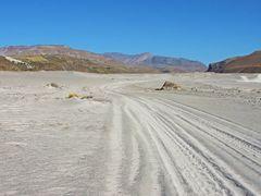 """""""Ruta P.226"""" hacia el paso internacional """"Vergara o Planchon"""" """" by <b>Omar Gobbi</b> ( a Panoramio image )"""