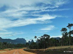 Khammouane, Laos by <b>Le Xuan Hung</b> ( a Panoramio image )