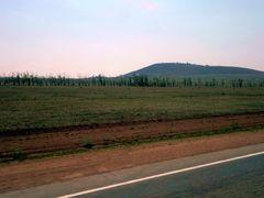 Степь перед Иволгинском by <b>Без названия</b> ( a Panoramio image )
