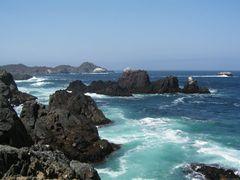 Entre Los Molles y Pichidangui. Vista al Sur by <b>Andr?s Andonie</b> ( a Panoramio image )