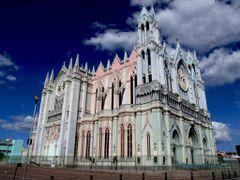 Templo Expiatorio del Sagrado Corazon de Jesus Leon Guanajuato M by <b>? ? galloelprimo ? ?</b> ( a Panoramio image )
