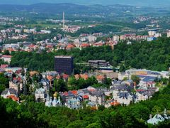 the city Karlovy Vary by <b>Pepino</b> ( a Panoramio image )