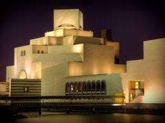 Museum of Islamic Art by <b>S?ren Terp</b> ( a Panoramio image )
