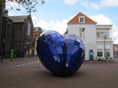 Blue Heart Delft-Nederland TR-59 by <b>H.?brahim ?zmezo?lu</b> ( a Panoramio image )