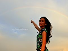 The Rainbow  by <b>dywin</b> ( a Panoramio image )