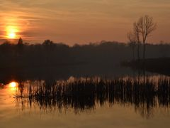 November sunset 2 by <b>vvidak11 - Vanja Vidakovic</b> ( a Panoramio image )