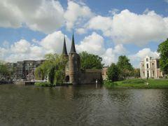 Oostpoort-Delft/Nederland TR-59 by <b>H.?brahim ?zmezo?lu</b> ( a Panoramio image )