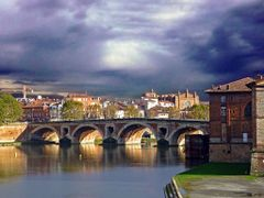 Toulouse - Le Pont Neuf by <b>Pom-Panoramio? YES !</b> ( a Panoramio image )