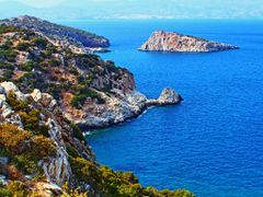 Gulf of Mirabello by <b>Slavа</b> ( a Panoramio image )