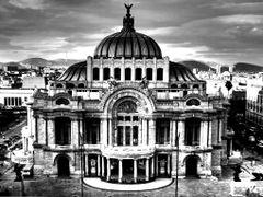 """""""Photo 6000""""-Palacio de Bellas Artes--Palast der schonen Kunste- by <b>~??V?NT?~</b> ( a Panoramio image )"""