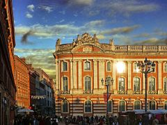 Toulouse, Place du Capitole by <b>Pom-Panoramio? YES !</b> ( a Panoramio image )