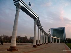 Арка by <b>Kirill Sergeev</b> ( a Panoramio image )