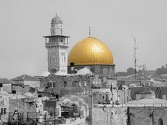 Israele, Gerusalemme, Cupola della Roccia by <b>luca ©</b> ( a Panoramio image )