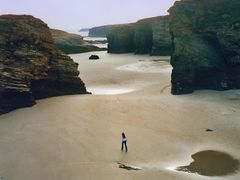 Playa das Catedrales by <b>Mirco-magomik</b> ( a Panoramio image )