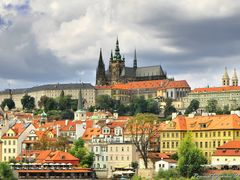 Czech Republic. The capital city Prague. Prague Castle. World He by <b>Roman Zazvorka</b> ( a Panoramio image )